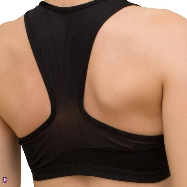 GeoMesh Racer Back Top PoleFit