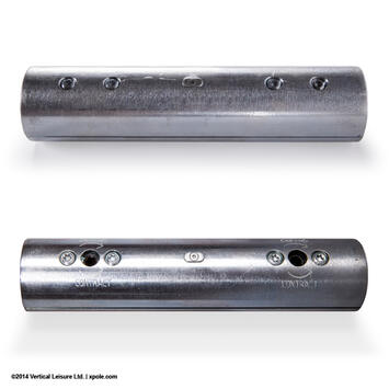 X-Pole Kupplung X-Joint 40 mm / 200 mm