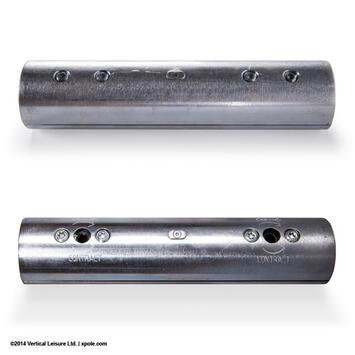 X-Pole Kupplung X-Joint 45 mm / 250 mm