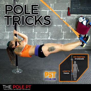 PST Pole Suspension Trainings-System