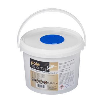 PoleSports Pole-Tücher Steril und Sauber