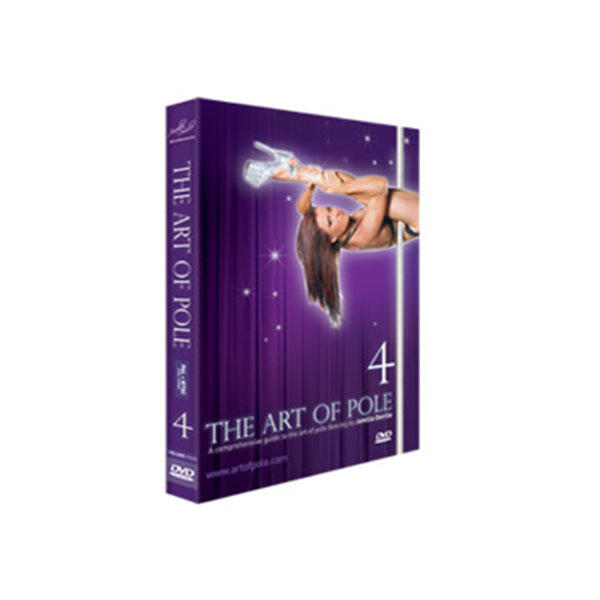 The Art of Pole 4 DVD by Jamilla Deville