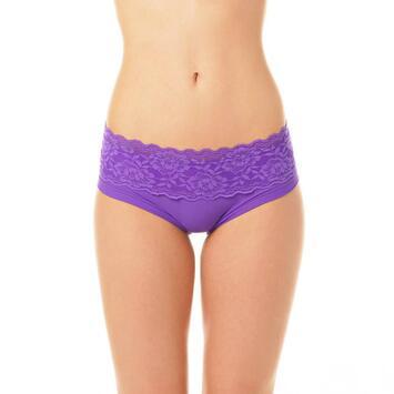 Mia Shorts Dragonfly Lace Violett