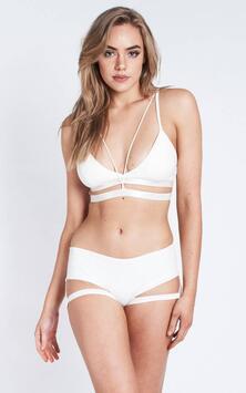 Bella Top Weiß Luna