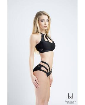 Noir Shorts Bandurska