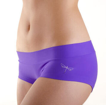 Hot Pants Shorts Dragonfly