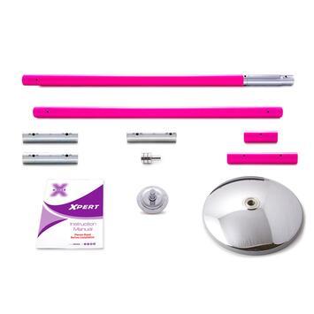X-Pole XPert Pulverbeschichtet Pink