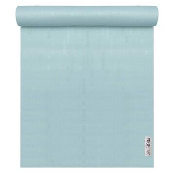 Yogamatte Basic Eisblau (183 cm x 61 cm x 4 mm)