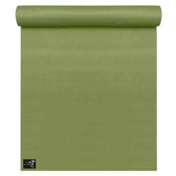Yogamatte Basic Olivgrün (183 cm x 61 cm x 4 mm)
