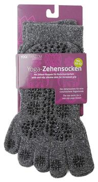 Yoga Zehensocken Graphit